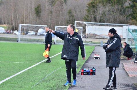 Arne Henrik Vestreng og Gjermund Ottesen fortsetter som trenere.