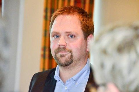 KAMPKLAR: Ordfører Roger Evjen mener Aurskog-Høland må ha lokalt politi.