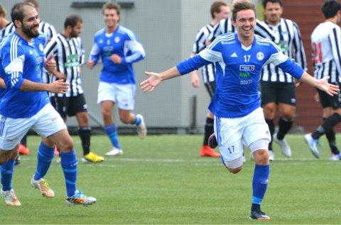 Hvilke lag kan juble for å holde plassen i år? Patrick Hansen og Raumnes & Årnes holder plassen sin i 4. divisjon