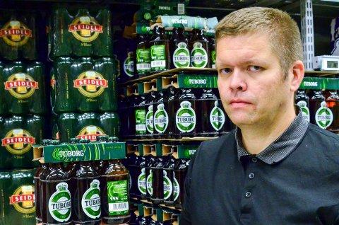 OPPGITT: Rune Skansen (KrF) har purret 17. ganger på kommunens ruspolitiske handlingsplan, som skulle ha vært vedtatt for to år siden.