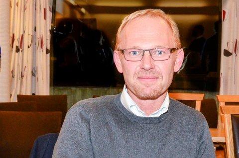 Solgte aksjene: Øystein Skullerud var blant de som tjente mest i Aurskog-Høland i 2017, etter å ha solgt aksjene i Skullerud Begravelsesbyrå AS. Foto: Øyvind Henningsen