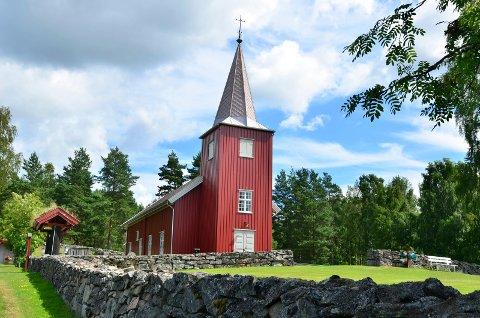Rømskog kirke.