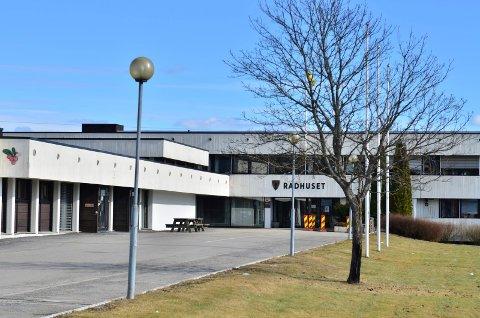 Aurskog-Høland rådhus på Bjørkelangen.