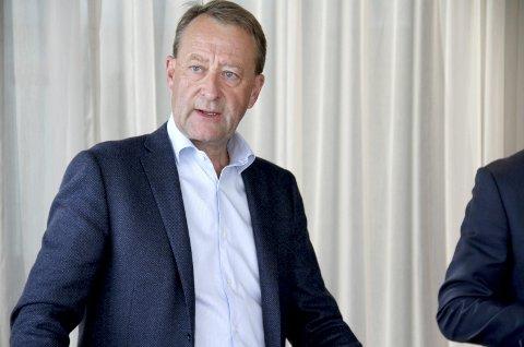 LEI: Noah-Bjørn Rune Gjelsten har fått nok av forsinkelser fra Statens side.