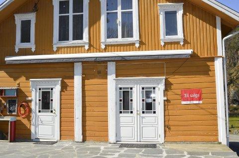 Skåtøy kafé og galleri til salgs