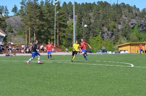 Ny klubb: Jonas Thoresen har meldt overgang til Urædd, og Kragerø mister dermed en viktig brikke i kampe for å unngå nedrykk.