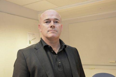 Alvor: Jarrod Ritchie forsikrer at TPI Norway tar miljøspørsmål på alvor. Foto: Jon Fivelstad