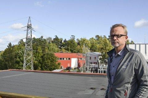 KE-sjef Geir Elsebutangen vil ikke kommentere saken.