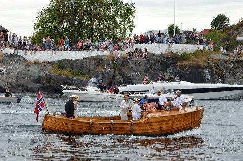 Gamle Gundersholmen Kystfort er et eksempel på kulturminner som har blitt tatt vare på.