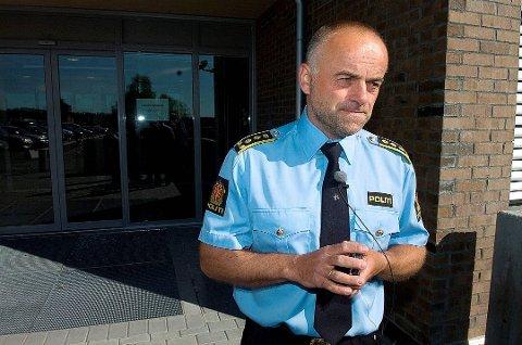 AKTOR: Aktor i saken, politiadvokat Jon Borgen, la ned påstand om 120 dagers ubetinga fengsel, noe retten mente var for lavt. Foto: Ole N. Olsen (Arkiv)