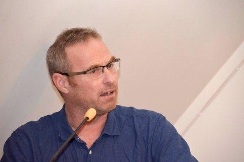 Ikke tillit: Thorleif Fluer Vikre (Frp) uttrykte mistillit til ordførerens bruk av fullmakt.