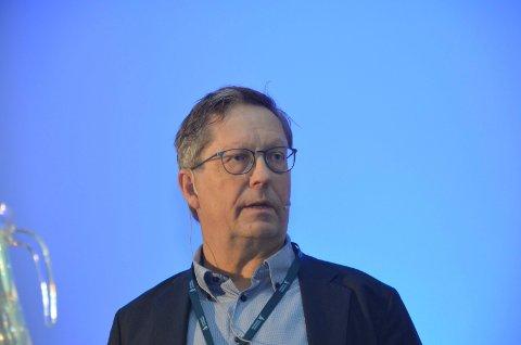 Jan Petter Abrahamsen, trekker seg som leder for Kragerø Næringsforening etter at han er lansert som Høyres ordførerkandidat.