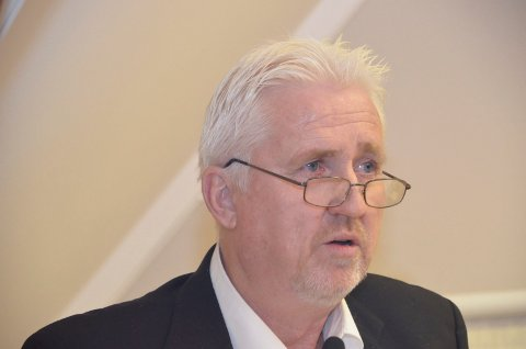 UNDERSKUDD: Reidar Skoglund (H) frykter at kommunens 2019-budsjett vil ende opp et underskudd på 20 millioner.