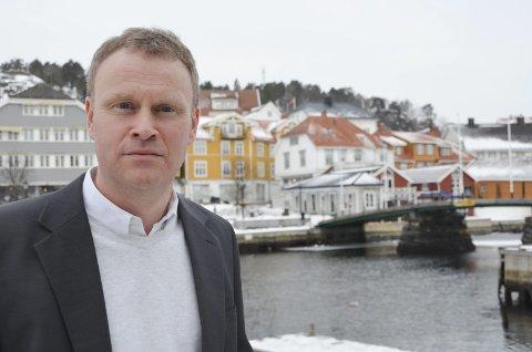 KUTTER FØRST: Daglig leder Craig Sweenie ved TPI Norway sier at de først må gjennomføre en nedbemanning på Gruveveien for å ha dekning for store investeringer.
