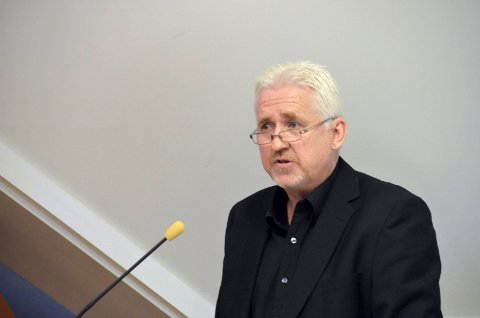 Ville ikke: Reidar Skoglund (H) sa nei.