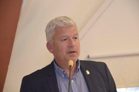 Må justere: Ordfører Jone Blikra (Ap) mener at det må gjøres en nye eiendomsskattetaksering for å dekke skattekuttet som regjeringen vil foreslå.