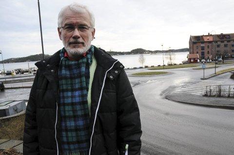 Bygningssjef Per Arstein i Kragerø kommune (Arkivfoto: Espen Solberg Nilsen)