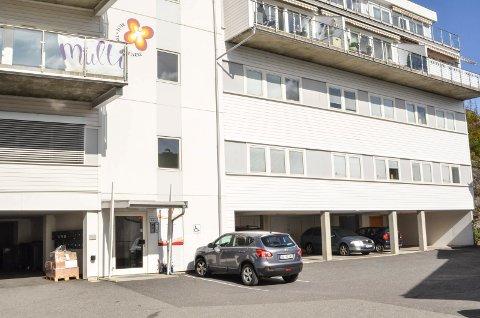 Senter for Livskvalitet Kafé Multi Løkka leiligheter Løkkebakken