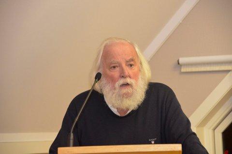 Johan Tønnes Løchstøer er foreslått som toppkandidat for Venstre til kommunevalget.