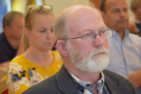 Kjell Ove Heistad (Ap)