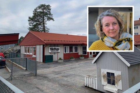 BLI HJEMME: Foreldre ved Siritun barnehage og andre kommunale barnehager fikk torsdag melding fra kommunalsjefen.