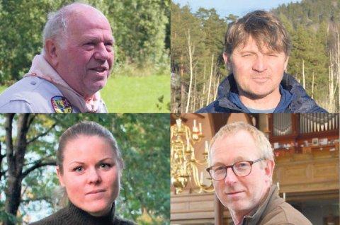 Mange ønsket å stemme på disse kandidatene til Ildsjelprisen torsdag kveld.