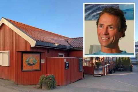 NYTT KJØP: Ivar Tollefsen har gjennom Fredensborg Hospitality AS kjøpt Onkel Oskar AS. Han eier fra før Tollboden Restaurant ved siden av.