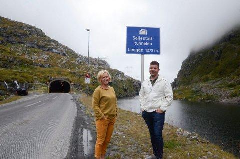 Seljestadtunnelen Hans Inge Myrvold Sigrid Brattabø handegard