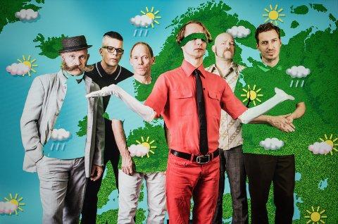 Det svenske indierock-bandet Bob Hund skal stå på Festidalen-scena i sommar. Det er det nok mange som gler seg til. (Foto: Ellika Henrikson/Johanna Berg).
