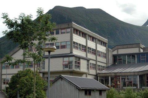 Rådhuset i Rosendal. (Arkivfoto).