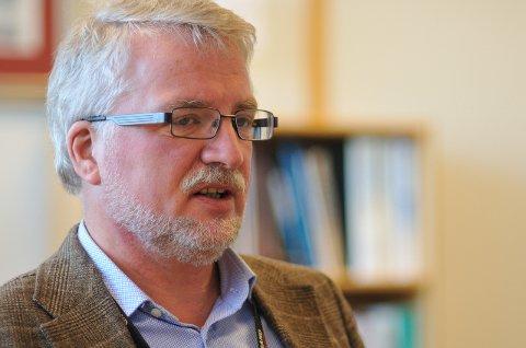 FORVENTNINGER: Odd Guldsten forteller at sykehusutvalget han var medlem av, fikk store forventninger til evalueringsprosjektet.