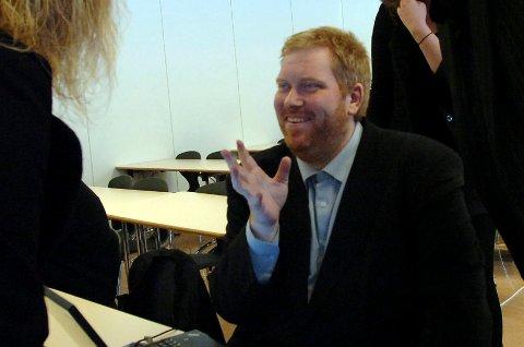 Fylkespolitiker Bjørn Tore Ødegården (Ap).