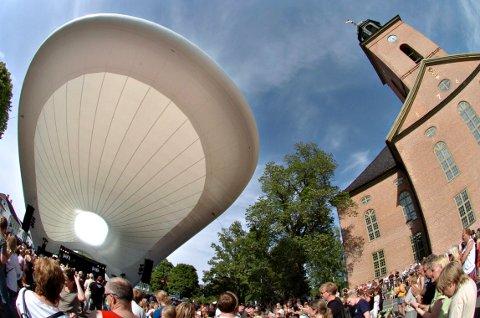 Under jazzfestivalen i 2006 ble Tubaloon brukt for første gang.