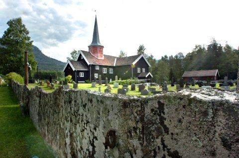 Flesberg kirke FOTO: STÅLE WESETH