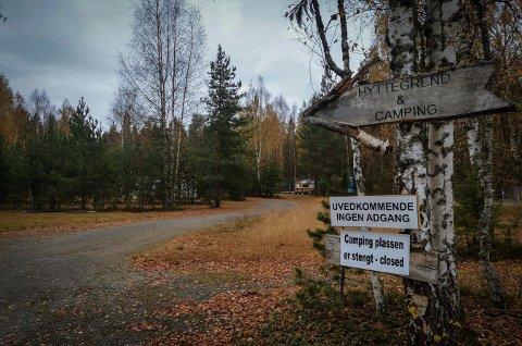 SELGES: Camingplassen i Bevergrenda er nå lagt ut som et tvangssalg.