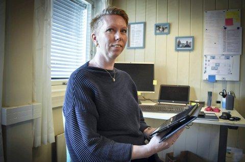 AVVENTER SVAR: Siri Baklid er oppvekstsjef i Flesberg: