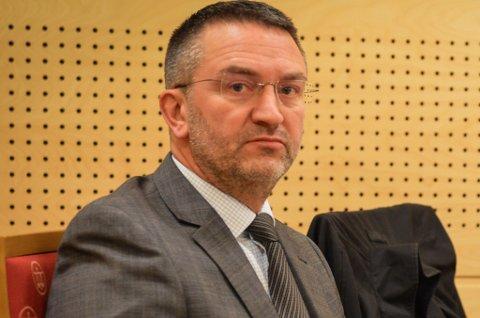 Den 37 år gamle mannens forsvarer, Fredrik Neumann.