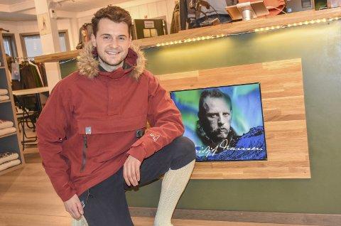 Klassisk og folkelig: Men samtidig moderne og innovativt. Det er stikkord for Martin Aaserud som lanserer en helt ny friluftskolleksjon – og butikk – 17. januar.