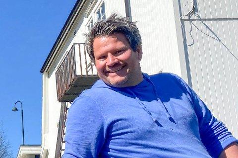 Klar for noe nytt: Etter 16 år i Bakkeli barnehage venter nye oppgaver på Jørn Inge Axelson.
