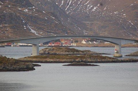 Hyttebygging: Grunneier Einride Gjertsen vil bygge fem hytter på hjemplassen Fredvang. DSN Entreprenør står bak planleggingen.