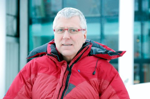 Professor  og seniorforsker ved Norges Arktiske Universitet i Tromsø (UiT), Stig Falk-Petersen.