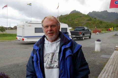 OVERSKUDD: Kjell Ringvej kom ut av fjoråret med overskudd fra begge sine selskap.