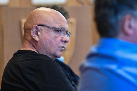 Kritisk: Hovedtilitsvalgt Lasse Nordby tok mandag opp stillingsprosenter og helgevakter i mandagens møte i partssammensatt utvalg i Vågan kommune.