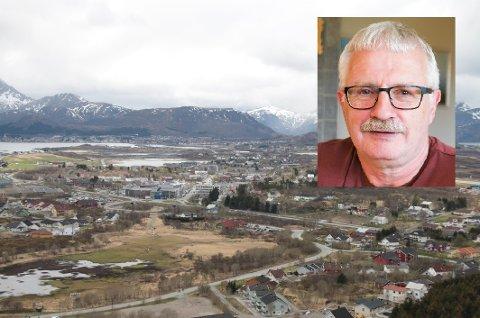 Erlend Langstrand på Leknes lurer på om Vestvågøy-politikerne vet hva de har vedtatt med den nye eiendomsskatten.