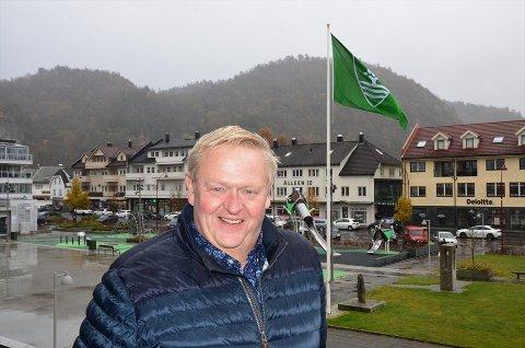 VANSKELIG: Ordfører Jan Kristensen har forståelse for at situasjonen er vanskelig for serveringsstedene.