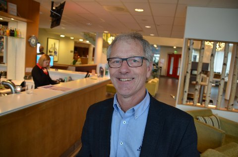 NY FYLKESKOMMUNE: Fylkesvaraordfører Tore Askildsen skisserer opp noen av de utfordringene nye Agder står overfor.