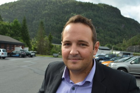 HOLDER TAK: Gisle Meininger Saudland (Frp) lover å holde tak i oljepionerenes sak selv om han nå skifter stortingskomite.