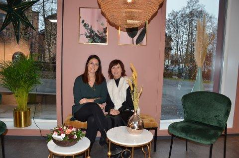 Beate Søvik Pedersen og Hilde Ødegård har jobbet sammen i over 12 år. Denne uken startet en ny epoke.