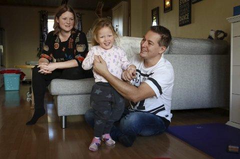 Endrer alt: De tre timene på det amerikanske operasjonsbordet har endret alt for Emma, som vil ha 95 % normal gange om få år.