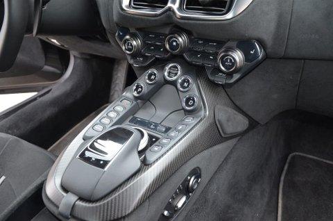 En midtkonsoll som kan gi enhver bilentiusiast våte drømmer!
